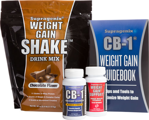 CB-1 Weight Gain Pill and Supplements