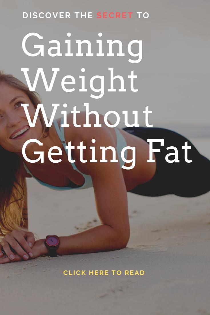 secret-to gaining-weight